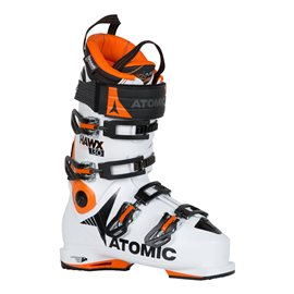 Atomic Hawx Ultra 130 White Black Orange 2018