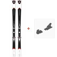 Ski Dynastar CR 74 Fluid X + NX 12 Fluid B80 2015