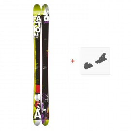 Ski Faction Silas 2015 + Fixation de Ski