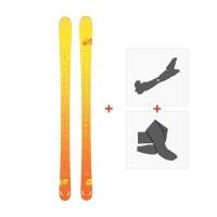 Ski Scott Cascade 95 2016 + Fixation de ski + Peau239675