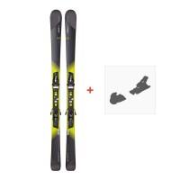Ski Elan Amphibio 84 Ti 2016 + Fixation de ski