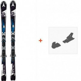 Ski Atomic Blackeye Ti Arc + Xto 12 2016