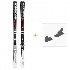 Ski Dynastar Speed 72 Carbon Fluid + Look NX 11 Fluid 2013