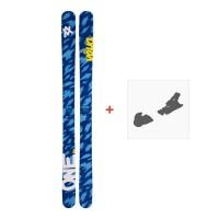 Ski Volkl One 2017 + Fixation de ski