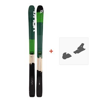 Ski Völkl 100Eight 2017+ Fixation de ski