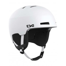 Casque de Ski TSG Tweak Solid Color White 2017E790080-2