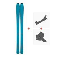 Ski Dynafit Baltoro W 2017+  Fixations randonnée + Peau