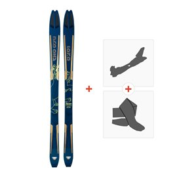 Ski Dynafit Cho Oyo 2017+ Fixations randonnée + Peau