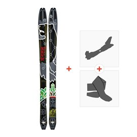 Ski Dynafit Manaslu 2017+ Fixations randonnée + Peau08-0000048387