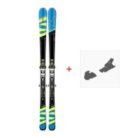 Ski Salomon S X-RACE SW + S Z12 Speed 2018391543