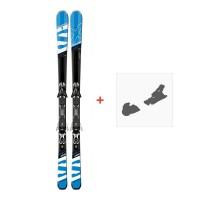 Ski Salomon M X-Race Sc + M XT12 C90 B 2017