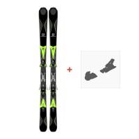 Ski Salomon M X-Drive 8.0 FS + M XT12 2017