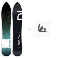 "Snowboard Dupraz D1 5'5"" 2017"