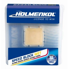 Holmenkol Speed Block WET 201724351