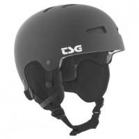 Skihelm TSG Gravity Solid Color Flat Black