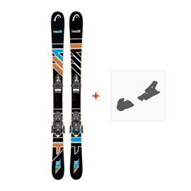 Ski Head The Jr Caddy SW + SX 7.5 AC Brake 2017