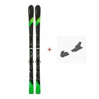 Ski Elan Amphibio 14 Ti Fusion + ELX11.0 2018ABICQC