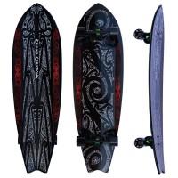 Longboard Kahuna Shaka Black 46'' 2016