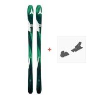 Ski Atomic Vantage 85 2017 + Fixation de ski
