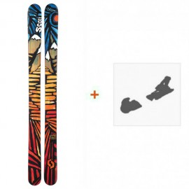 Ski Scott Scrapper 2015 + Fixation de ski230741