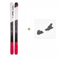 Ski Volkl V Werks BMT 94 2017 + Fixation de ski116344