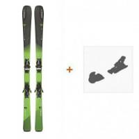 Ski Elan Amphibio 10 PS + EL 11.0 2017