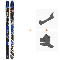 Ski Dynafit Seven Summits 2014 + Fixations randonnée + Peau