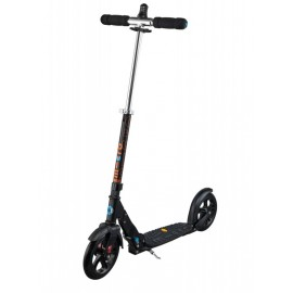 Micro scooter black Deluxe 2018SA0151