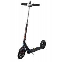 Micro scooter black Deluxe 2018SA0151