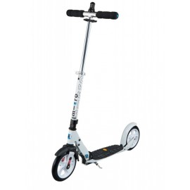Micro scooter white Deluxe 2018SA0150