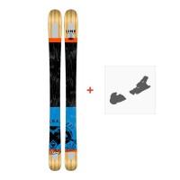 Ski Line Supernatural 86 2017+ Fixation de ski