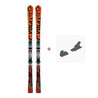 Ski Völkl Racetiger Speedwall Gs Uvo 2017 +  Rmotion 12.0