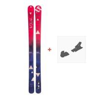 Ski Volkl Nanuq 2017 + Fixation de ski