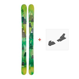 Ski Scott Vanisher 2015 + Fixation de ski