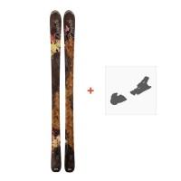 Ski Dynastar Exclusive Eden + Look NX 11 Fluid 2011