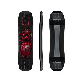 "Original Vecter 37\"" Red 2017 - Deck Only"
