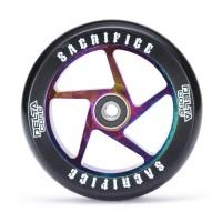 Sacrifice Wheels Delta Core (w/Bearings) Neochrome Black 2017