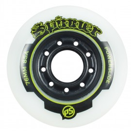 Powerslide Spinner Wheel 4-pack 2017