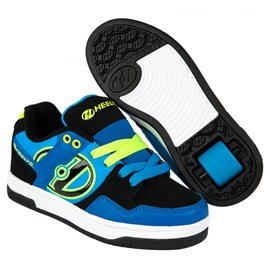 Heelys Chaussures Flow Royal/Black/Lime 2017770608