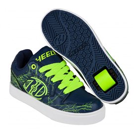 Heelys Chaussures Motion Plus Navy/Bright Yellow/Electricity 2017