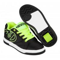 Heelys Chaussures Propel 2.0 Black/ Bright Yellow/Ballistic 2017770977