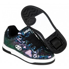 Heelys Chaussures Split Black/Hologram 2017