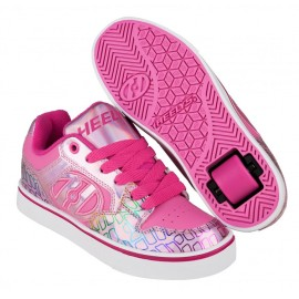 Heelys Chaussures Motion Pink/Light Pink/Multi 2017