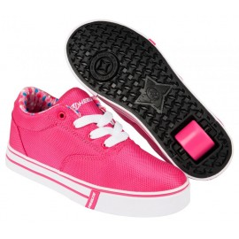 Heelys Chaussures Launch Fuchsia/Printed Lining 2017770699