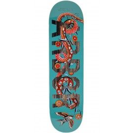 "Arbor Decks Whiskey Deck Kyler Martz Blue 8.5\"" 20175000771S16-6"