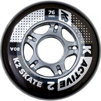 K2 76 Mm Active Wheel 8-pack / Ilq 5 2017