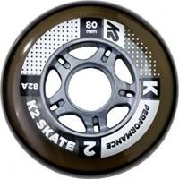 K2 80 Mm Performance Wheel 8-pack /ilq 7 2017
