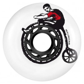 Undercover Nick Lomax Circus Wheel