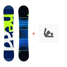 Snowboard Head True 2017 + Fixations