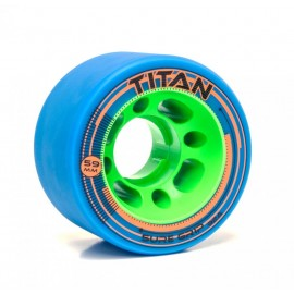 Suregrip Quad Wheels Titan Teal 2017